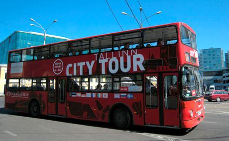 City Tour & Top Stops Sightseeing