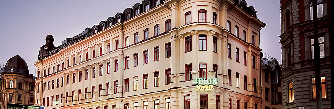 Elite Hotell Adlon