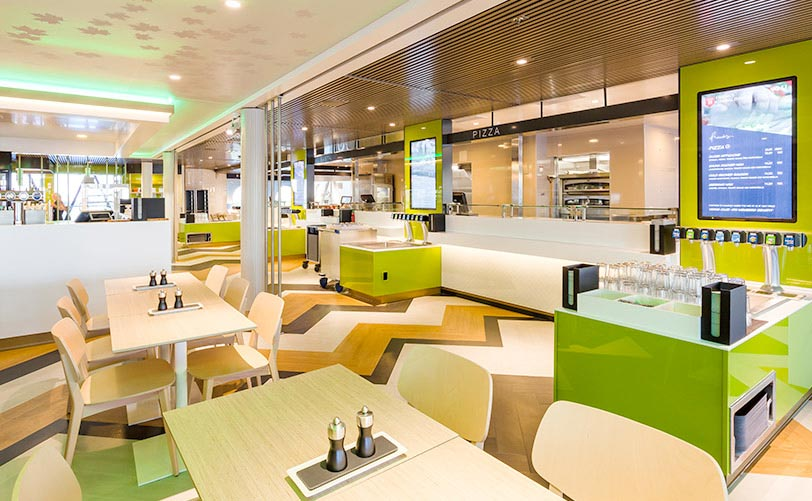 Frank´s, modern casual dining